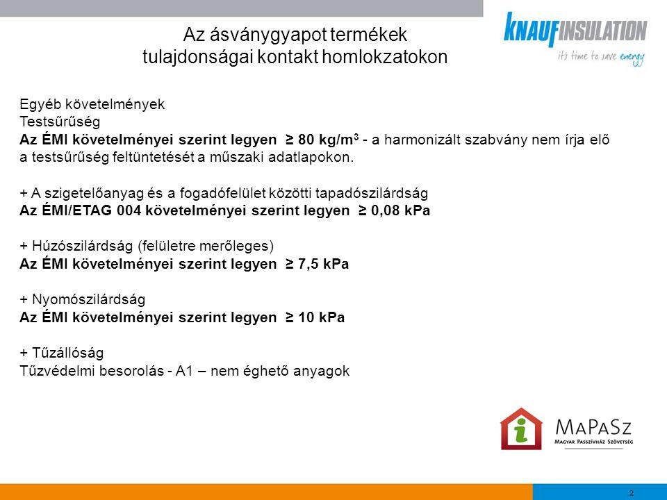 """Homlokzat és padlásfödém felújítás előtt Pályázat családi házak felújítására: Nálam szigetelnek Cél: energetikai felújítás, a családi ház hőszigetelése, légtömörségének javítása segítségével http://nalamszigetelnek.hu/ Homlokzat """"U érték: 0,85 (B30-as falazóblokk) Padlás """"U érték: 1,19 (Borított fafödém) Energetikai besorolás: F Légcsere (Blower door vizsgálat alapján) n = 3,9 – nem felel meg"""