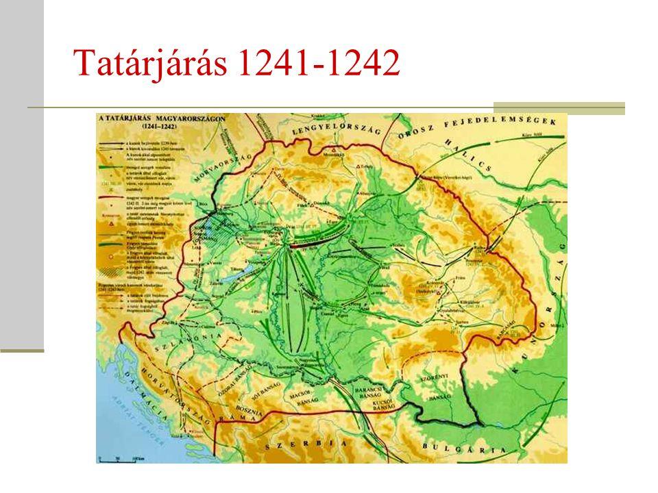 Tatárjárás 1241-1242