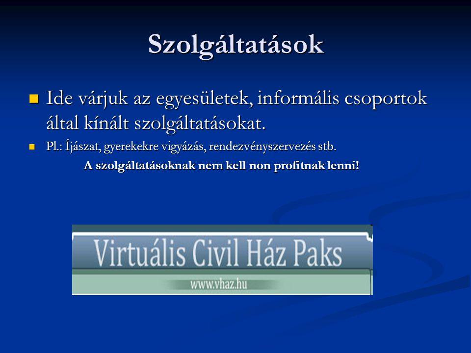 Atomerőmű  Civilházunkat az Atomerőmű Zrt.támogatta.