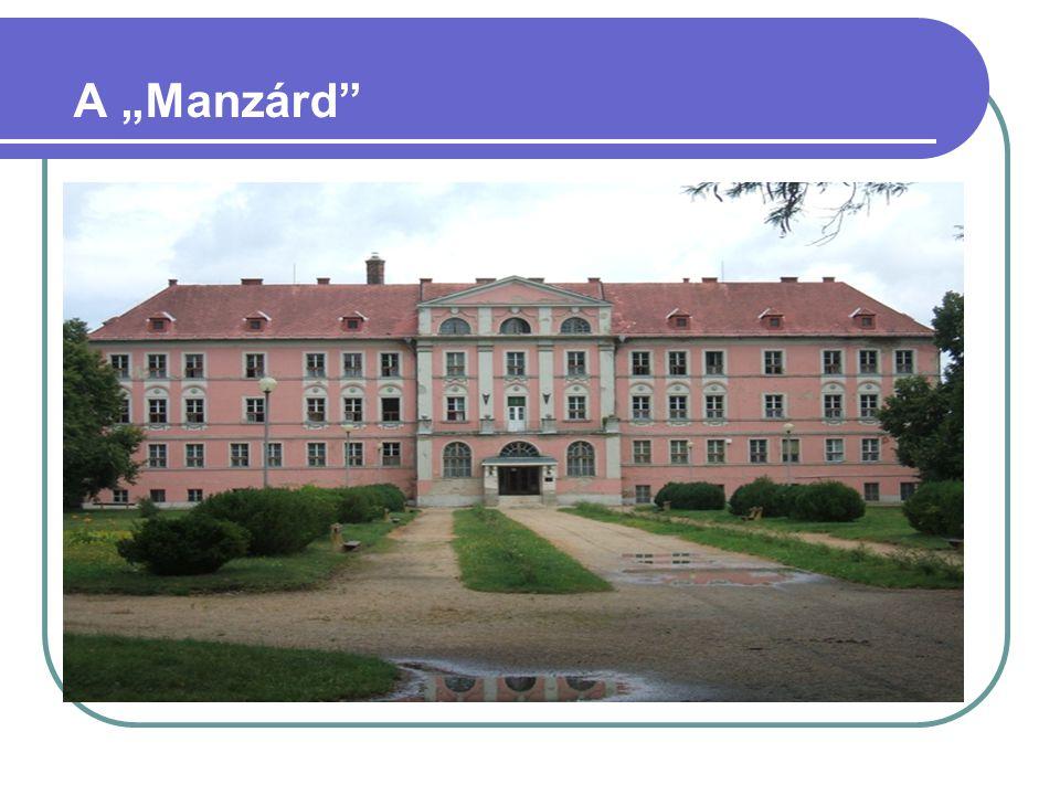 """A """"Manzárd"""""""