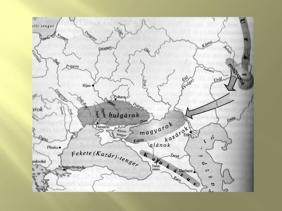 Az iráni jövevényszavak A honfoglalás előtt több időszakban is volt ős- és óiráni nyelvi érintkezés.