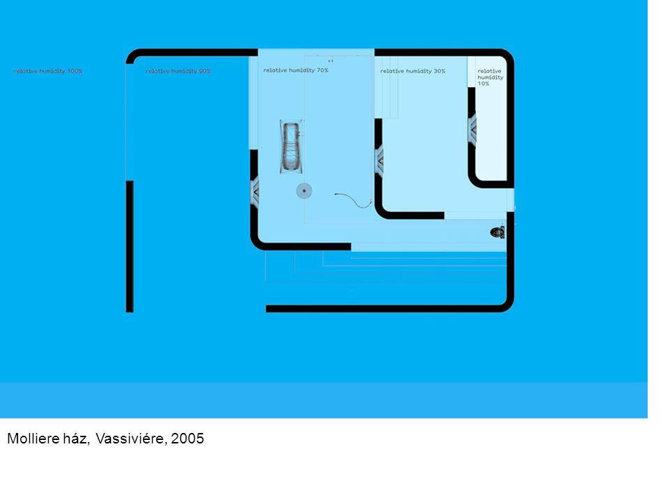 Molliere ház, Vassiviére, 2005