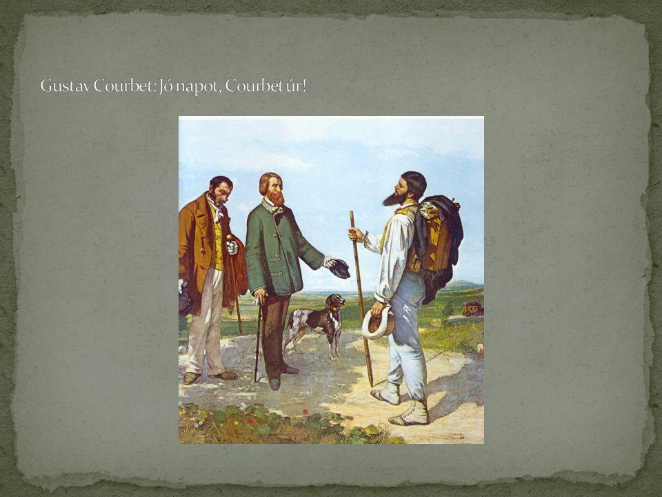 Gustave Coubert 1819-1877 Kőtörők (1849)