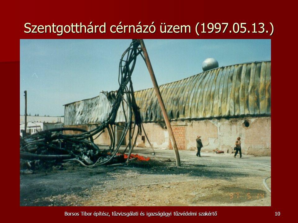 Szentgotthárd cérnázó üzem (1997.05.13.) 10