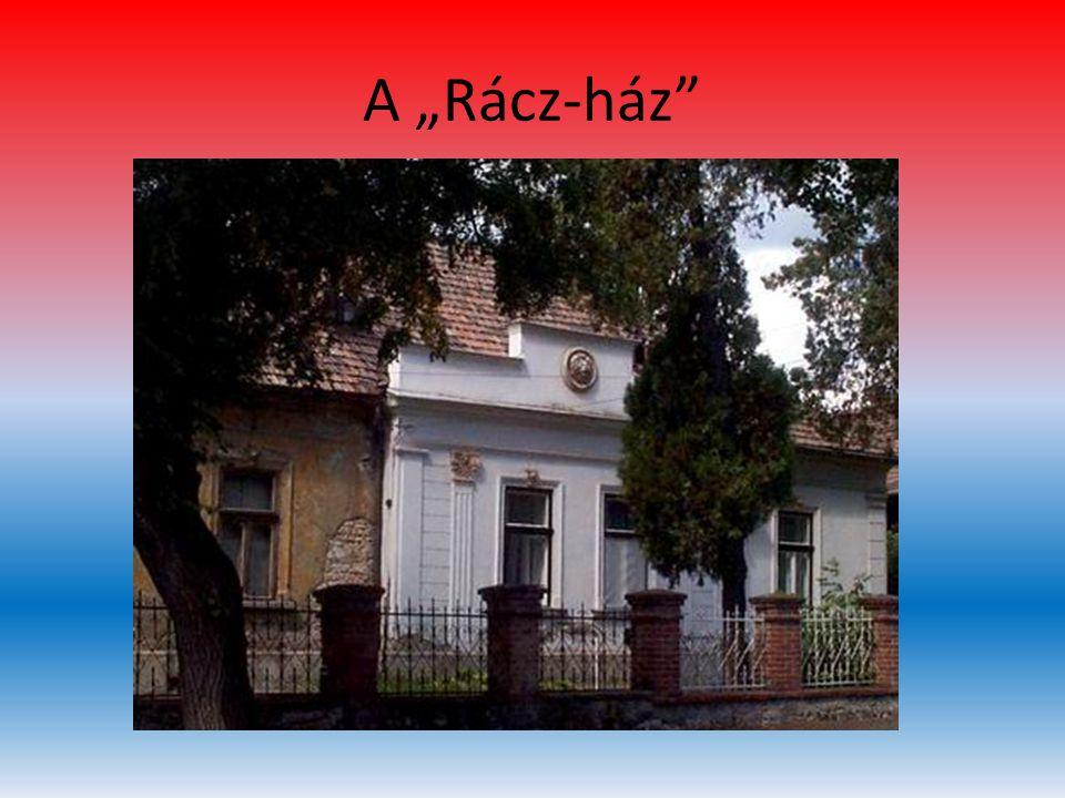 """A """"Rácz-ház"""""""