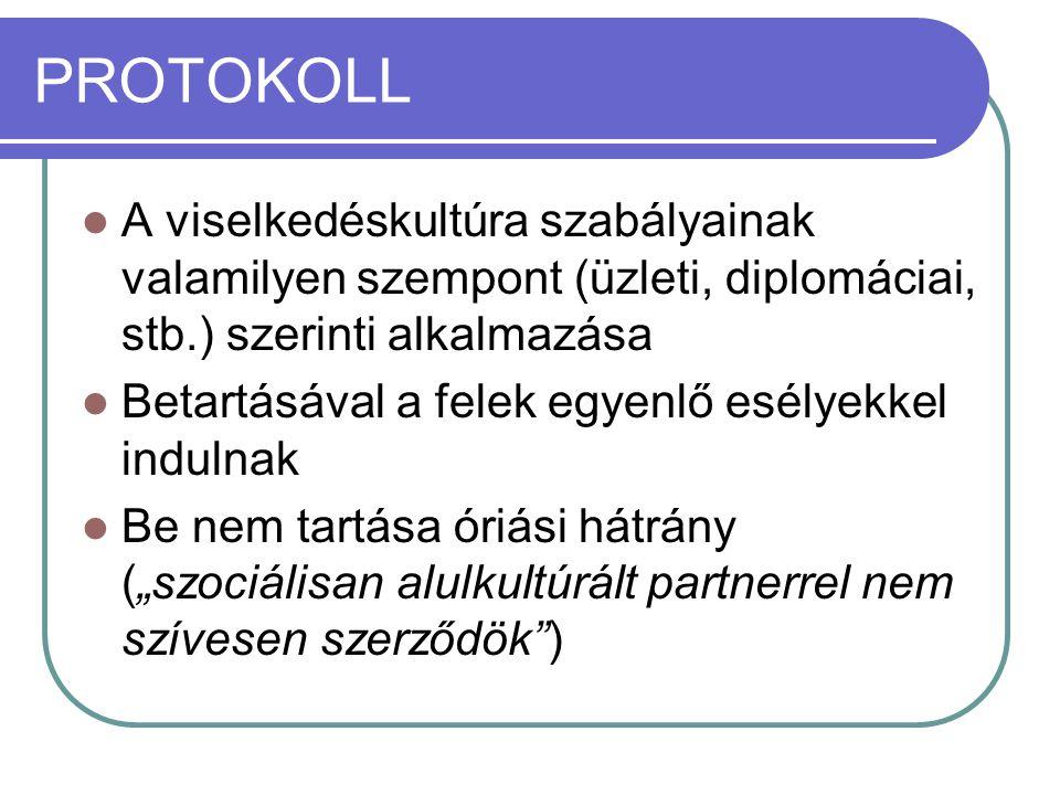 Vendég programja - folytatás Április 2.