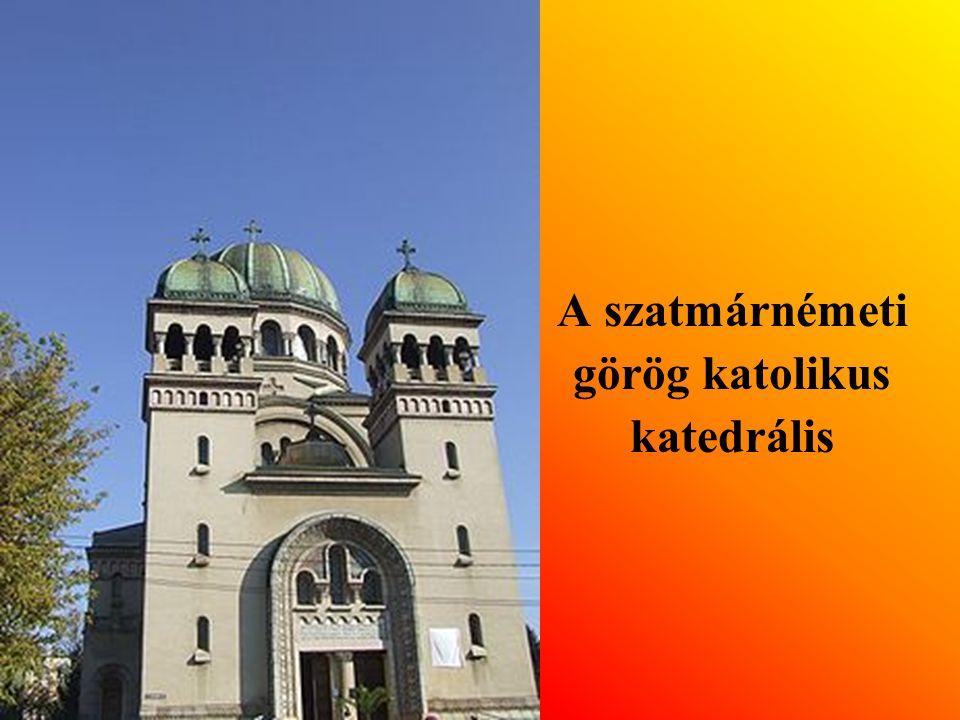 A szatmárnémeti görög katolikus katedrális