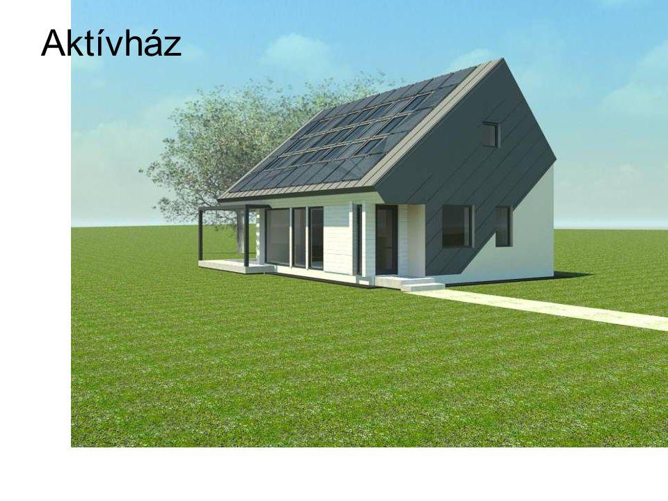 Autonómház A szimuláció szerint 6 kW-os Wamsler tűzhellyel kifűtve 18,5 C-t biztosít a szobákban, 20 C-t a központi lakótérben, 22 C a fürdőben, de félteljesítményre, 3 kW-ra állítva is elegendő lehet.