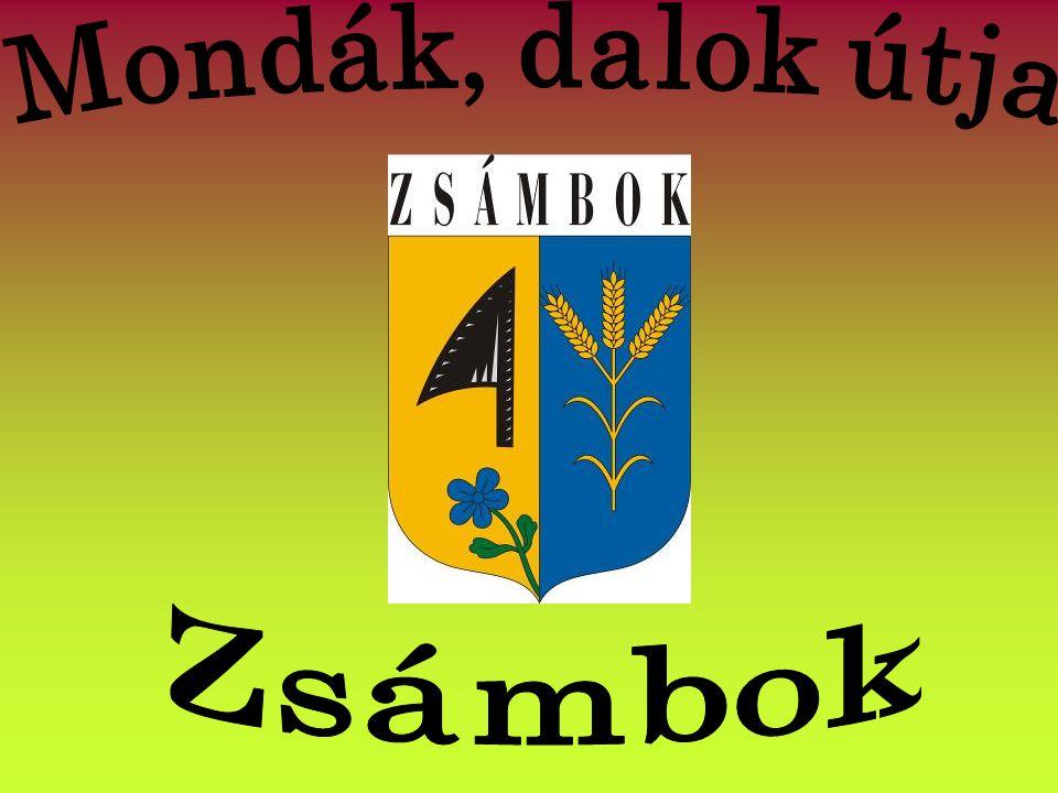 Zsámbok Budapesttől 40 km-re keletre fekszik Pest megye határán.