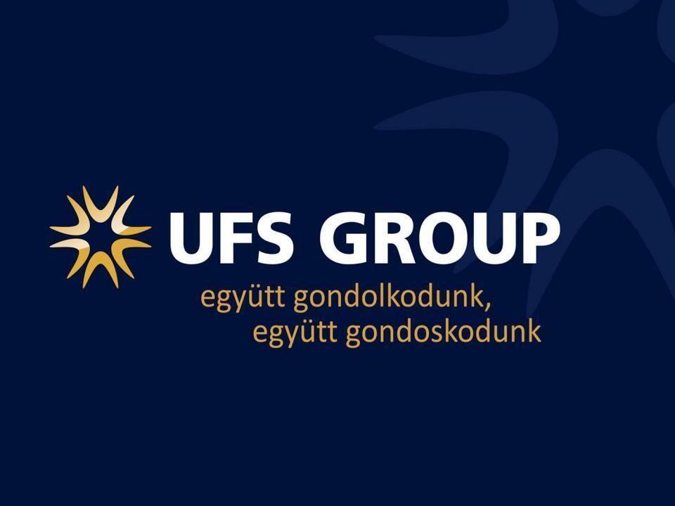 UFS szerepe: Finanszírozás háttér UniósHazaiERSTE RAIFFEISEN OTP UNICREDIT Fundamenta OTP PályázatokBanki hitelekLTP.