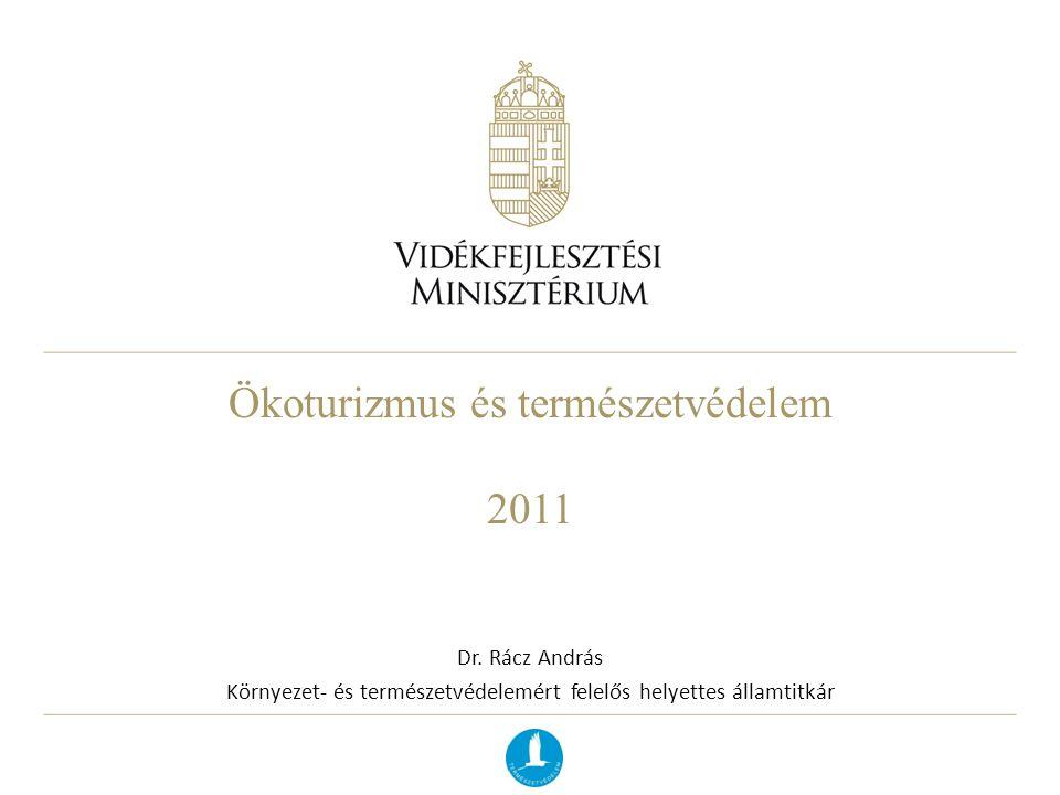 Ökoturizmus és természetvédelem 2011 Dr.