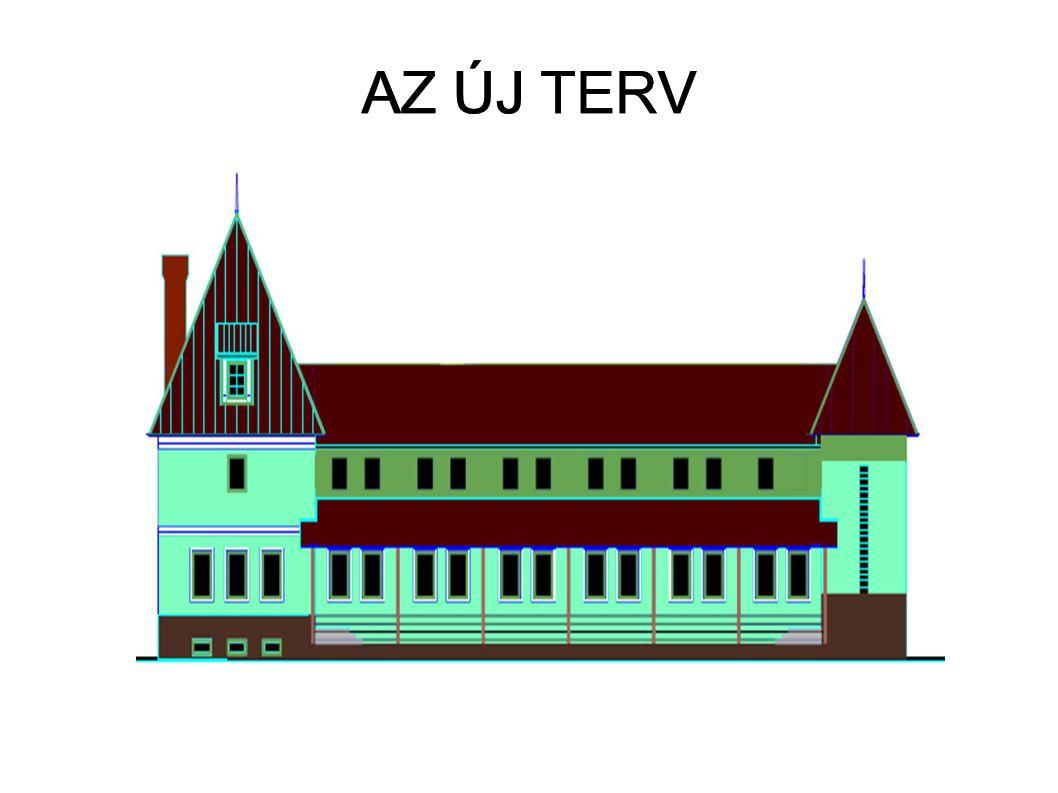 AZ ÚJ TÖRTÉNET •Örömmel számolunk be a következőkről: Gyergyóalfalu Önkormányzata megajándékozta iskolánkat egy olyan beépíthet ő telekkel, amely Borzont falu központjában található.