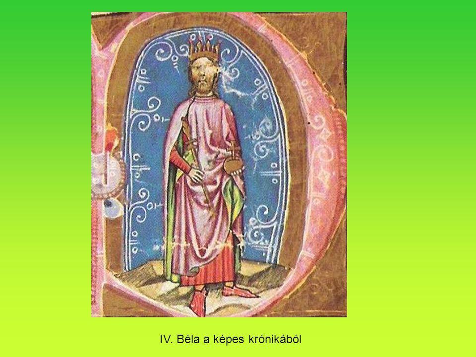 """Magyarország a """"tatárjárás után •Óriási volt a pusztítás •1342-ben elhagyják az országot (az utódlás kérdése Mongóliában) •Megkezdődik az ország újjászervezése •Ekkoriban kezd kialakulni a rendi országgyűlések összehívásának gyakorlata (Esztergomi gyűlés 1267.) •Tartanak egy újabb támadástól Tanulságok 1.A tatárokkal a nehézlovasság tud jól harcolni."""