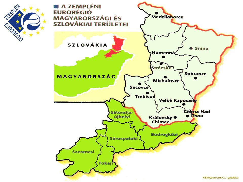 ZEMPLÉN EURORÉGIÓ PROGRAMTERVEZET I.Határon átnyúló infrastrukturális természet- és környezetvédelmi fejlesztések II.A határon átnyúló gazdasági kapcsolatok fejlesztése III.A határmenti települések együttműködésének fejlesztése IV.A civil szervezetek határmenti együttműködése