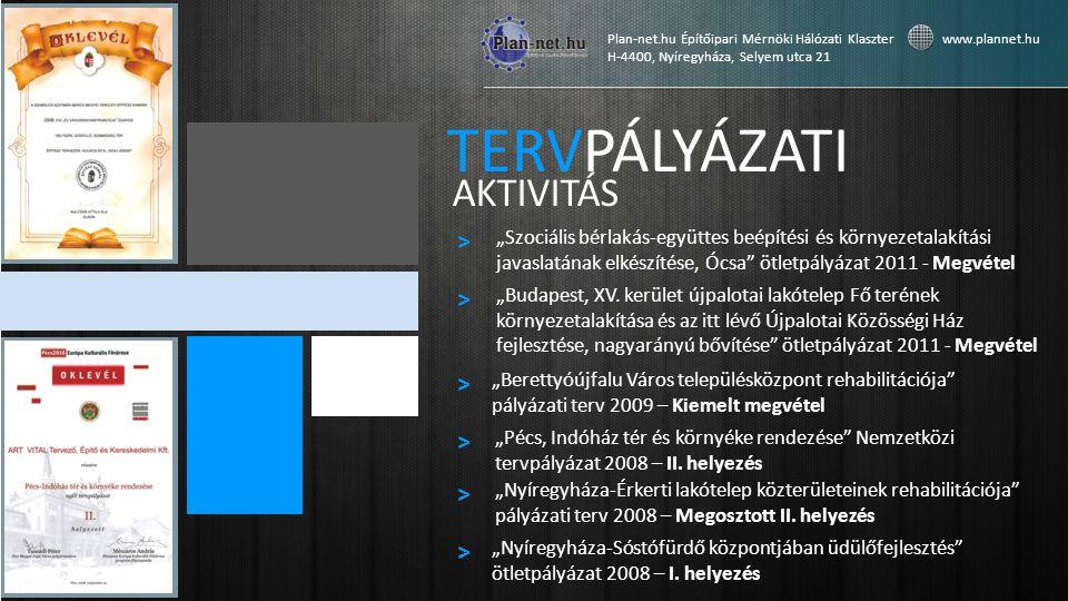 """TERVPÁLYÁZATI AKTIVITÁS """"Szociális bérlakás-együttes beépítési és környezetalakítási javaslatának elkészítése, Ócsa ötletpályázat 2011 - Megvétel > """"Budapest, XV."""