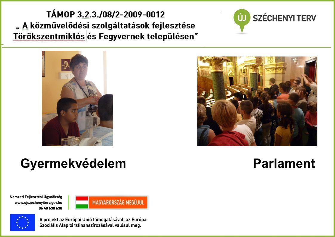 Gyermekvédelem Parlament