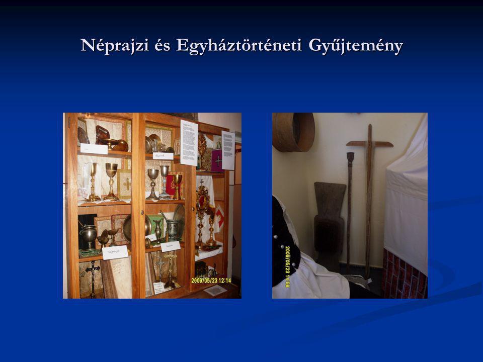 Néprajzi és Egyháztörténeti Gyűjtemény