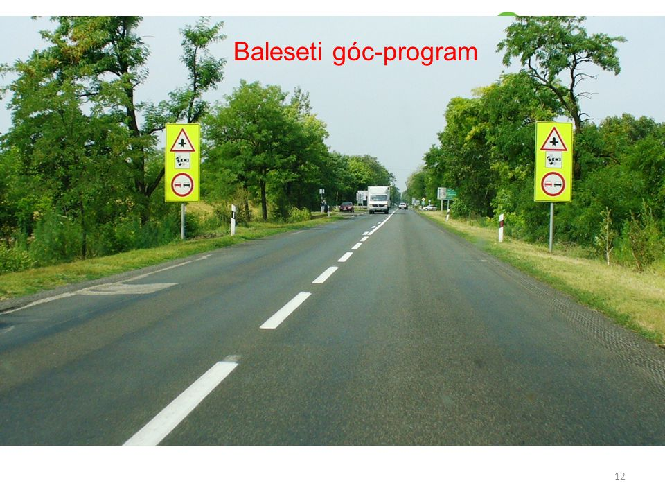 Baleseti góc-program 12