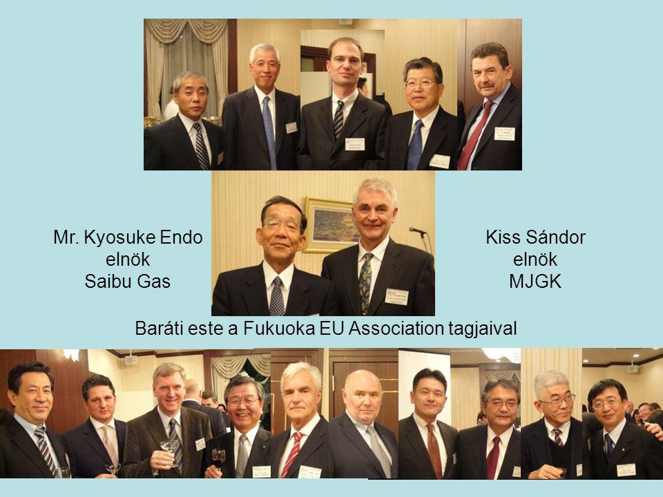 Jubileumi delegációnk Nagaszaki 2009. November 26.