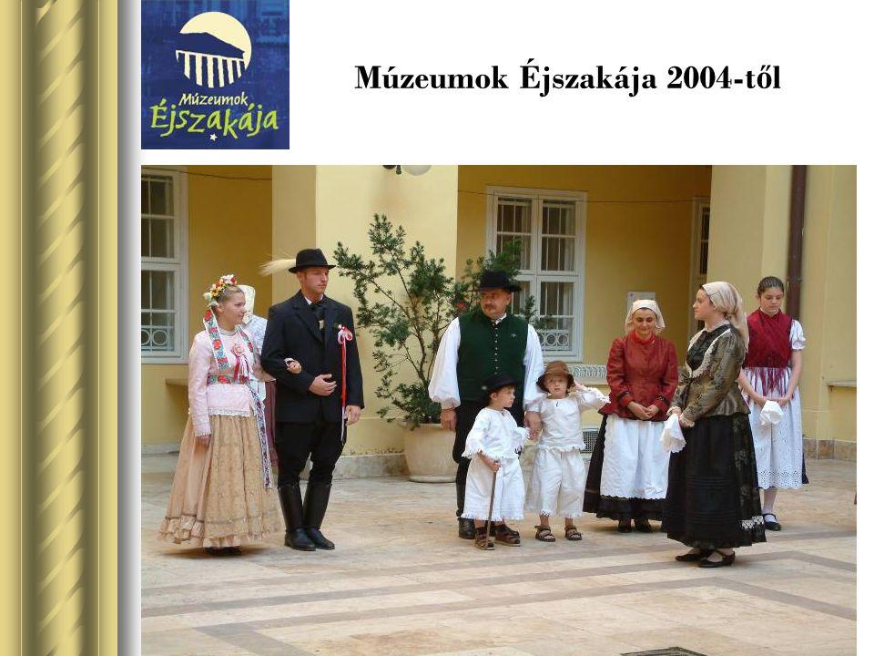 Múzeumok Éjszakája 2004-t ő l