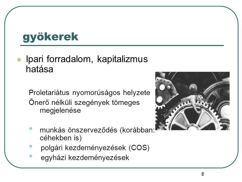 9 Német utas modell Pedagógiai előzmény  XVIII.-XIX.