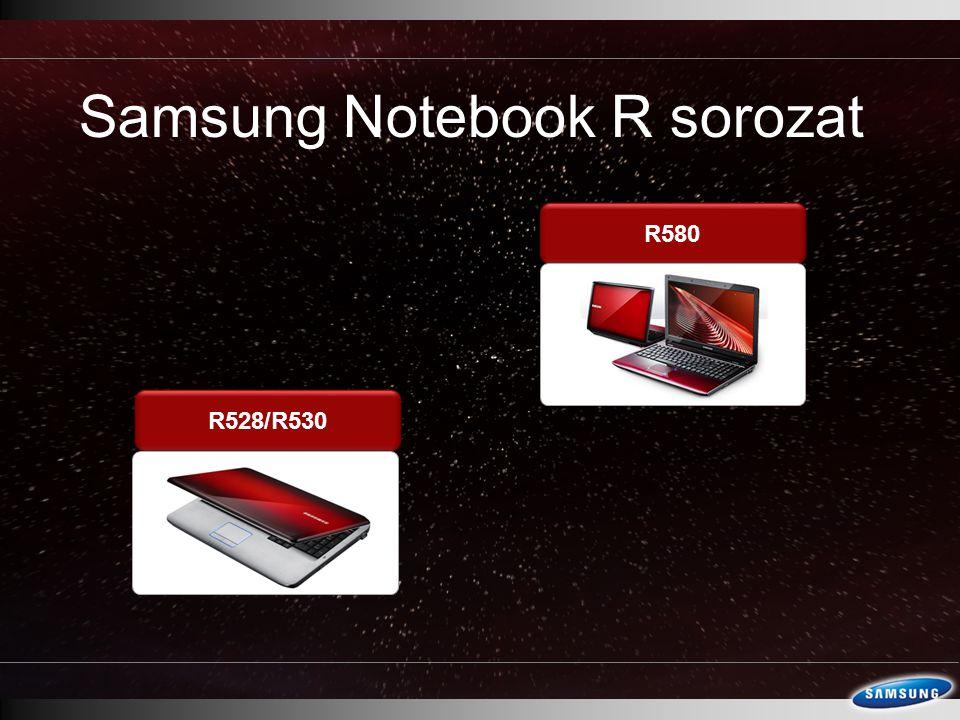 Samsung Notebook R sorozat R528/R530 R580