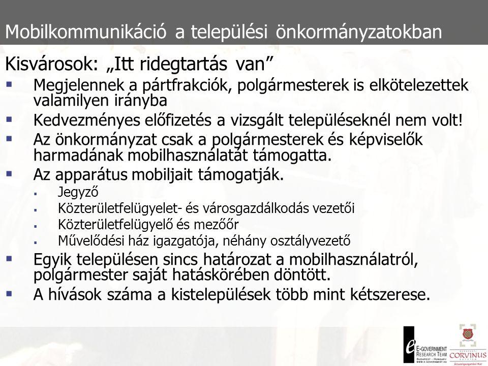 Mobilkommunikáció a 2002-es országgyűlési választási kampányban Vírusmarketing (Ralph S.