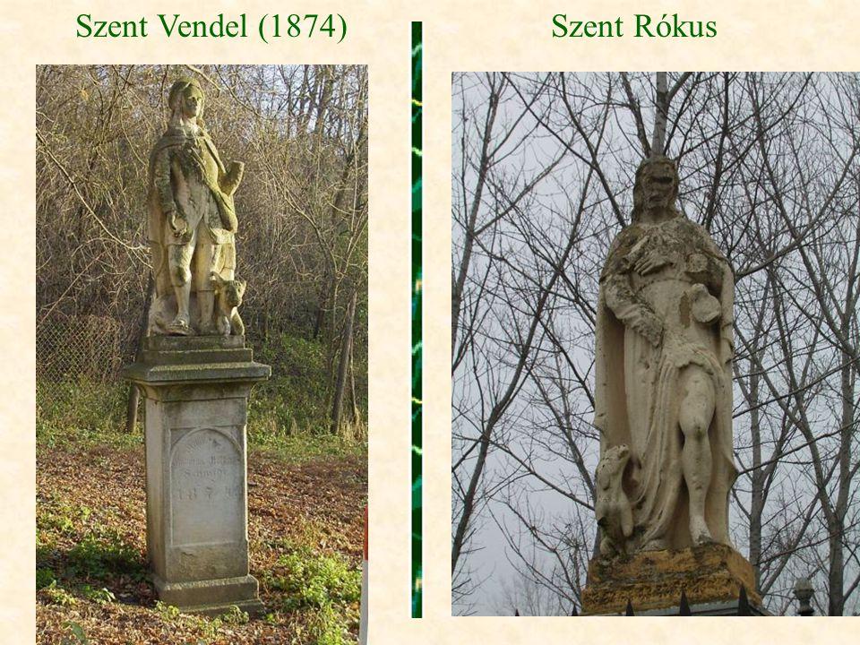 Szent Vendel (1874)Szent Rókus