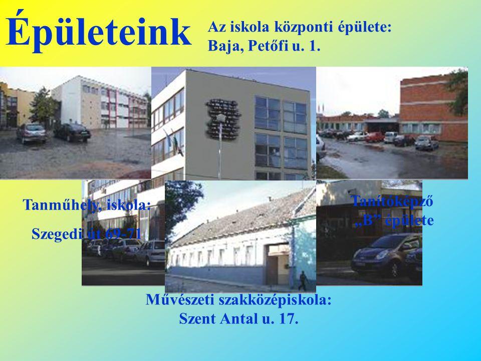 8. O S Z T Á L Y U T Á N Szakiskolai orientáció 9-10.osztály Gépészet Elektrotechnika-elektronika Könnyűipar Egyéb szolgáltatások Építészet Közlekedés