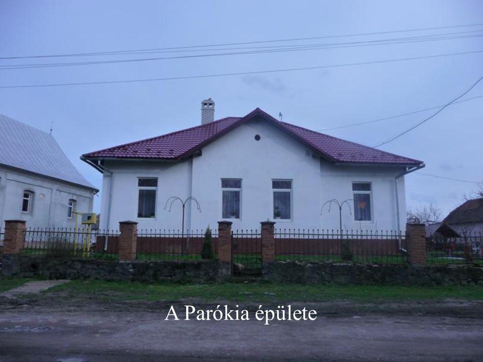 A Parókia épülete