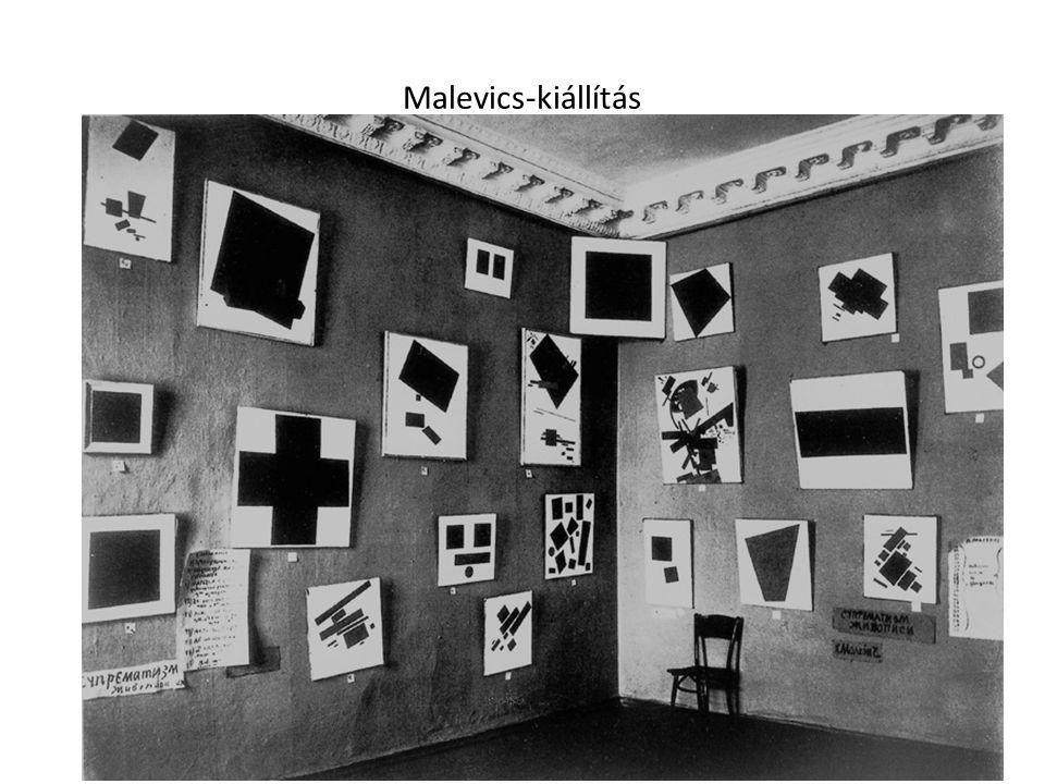 Malevics-kiállítás