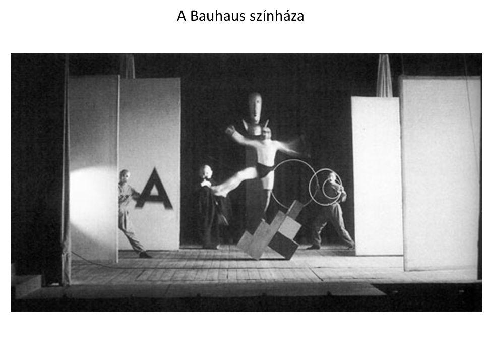 A Bauhaus színháza