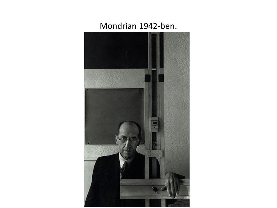 Mondrian 1942-ben.