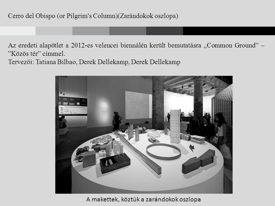 """Az eredeti alapötlet a 2012-es velencei biennálén került bemutatásra """"Common Ground – Közös tér címmel."""