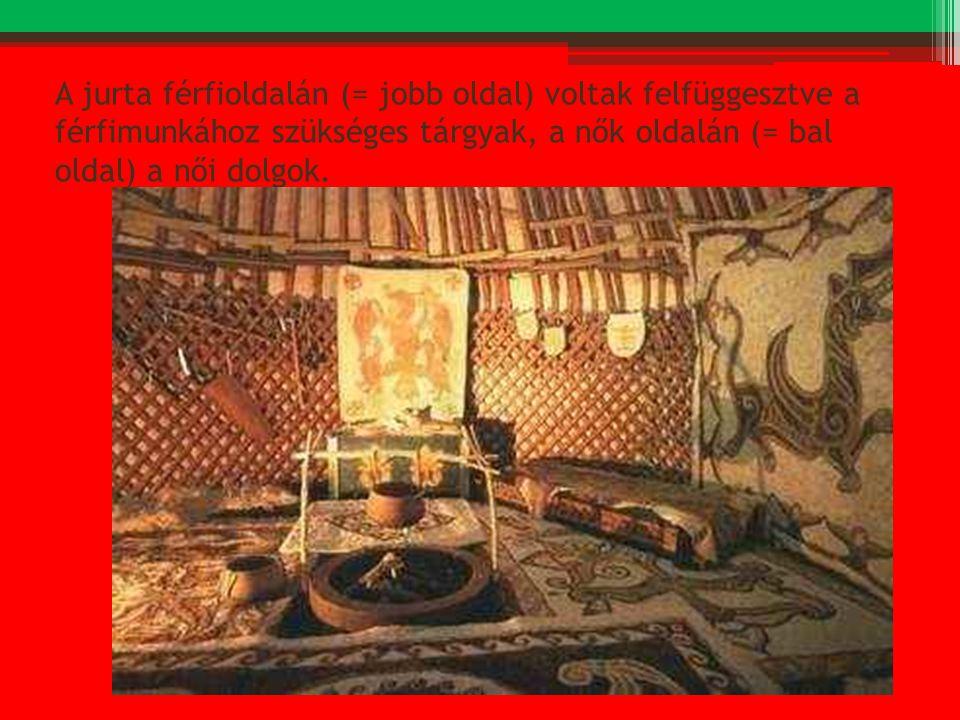 Szkíta aranyszarvas Honfoglaló őseink is hasonló ötvösmunkákat készítettek.