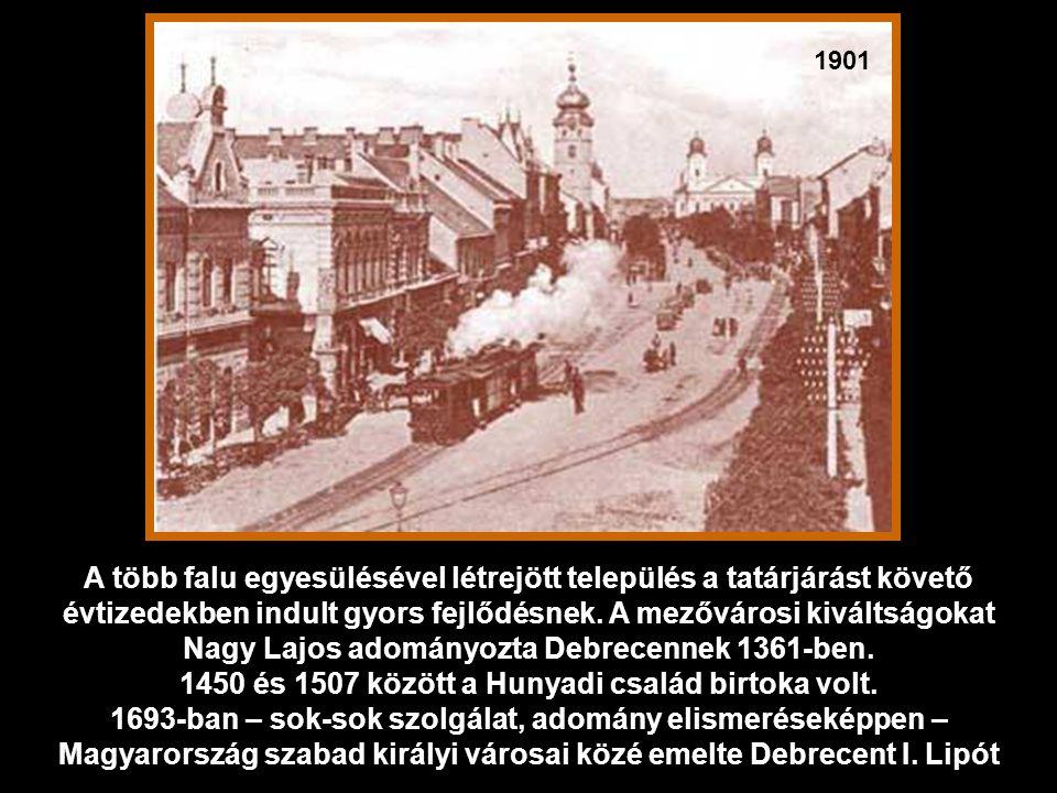 A KÁLVINISTA RÓMA Debrecen