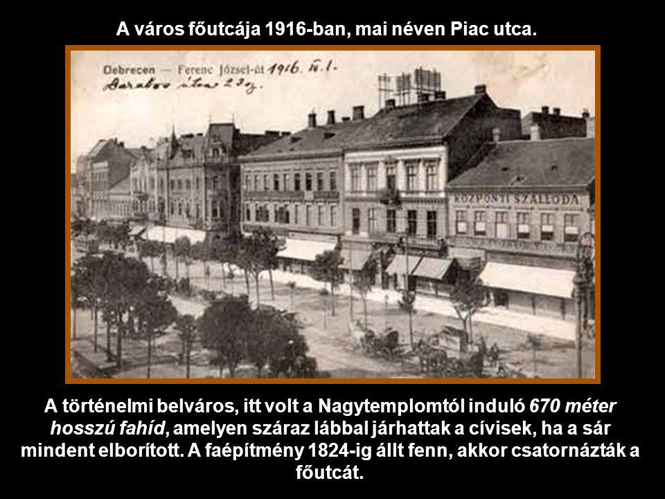 A második vasúti vállalkozás Debrecen felé vezetett, 1847-ben megindult a forgalom Pest és Szolnok között.