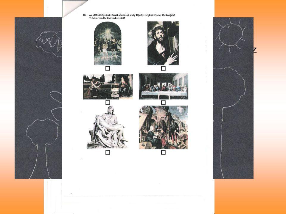  Mit mesél a vonal? (Hangulatvonalak)  Keresztény szimbólumok A Magyar Művészeti Akadémia időszakos kiállításához kapcsolódó:
