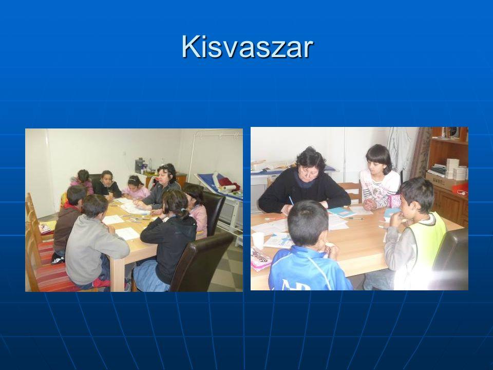 Kisvaszar