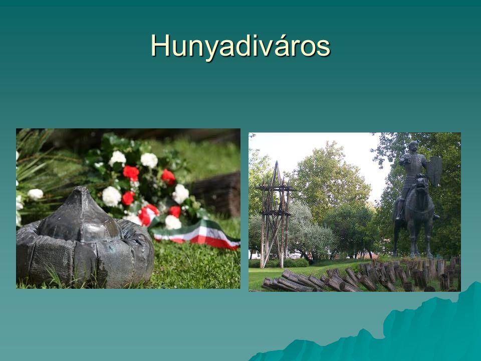 Hunyadiváros