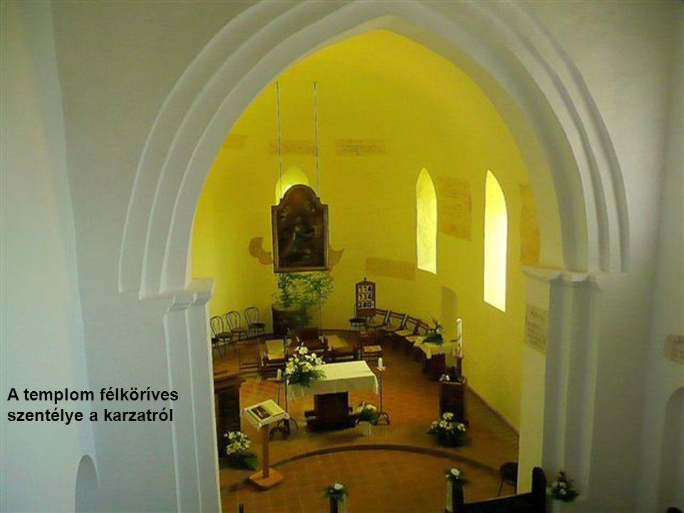 Őriszentpéter XIII. század első felében épített katolikus temploma