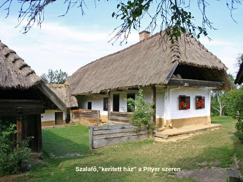 Oud of Mooi ???? Műemlék házak Szalafőn