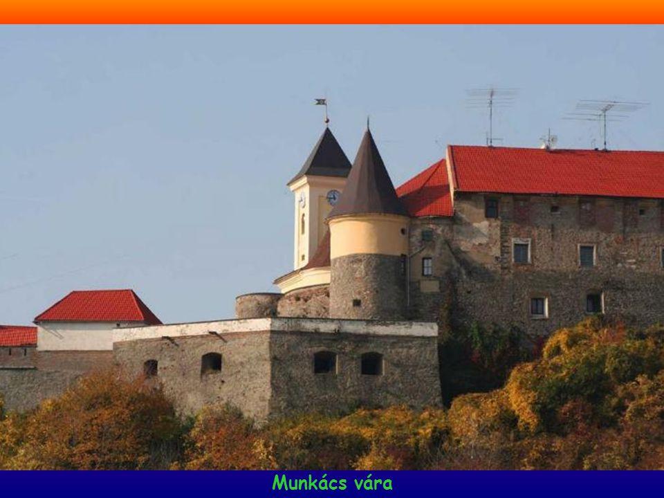 Látkép a várból