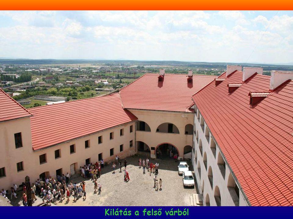 Kilátás a felső várból