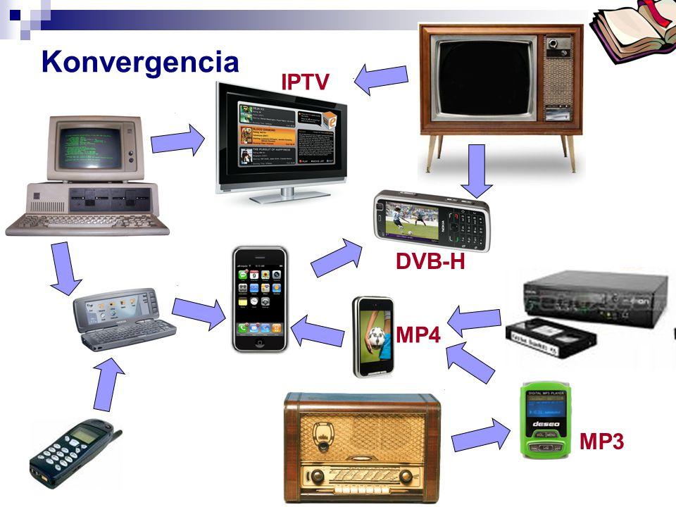 Bóta Laca Konvergencia DVB-H IPTV MP3 MP4