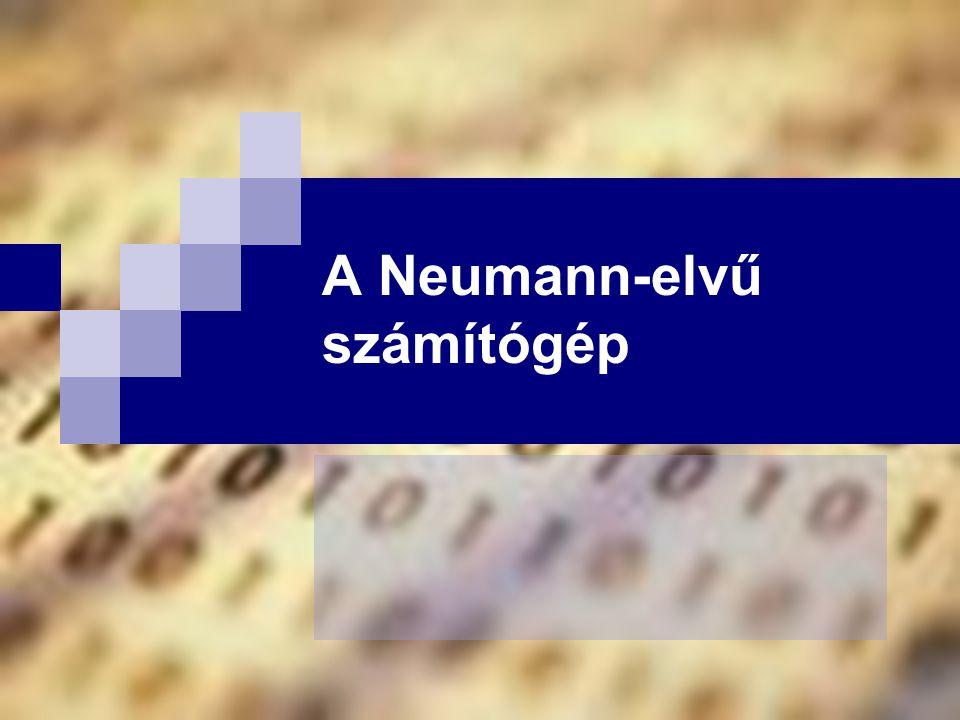 Bóta Laca Neumann János  John von Neumann  született: Budapest, 1903.