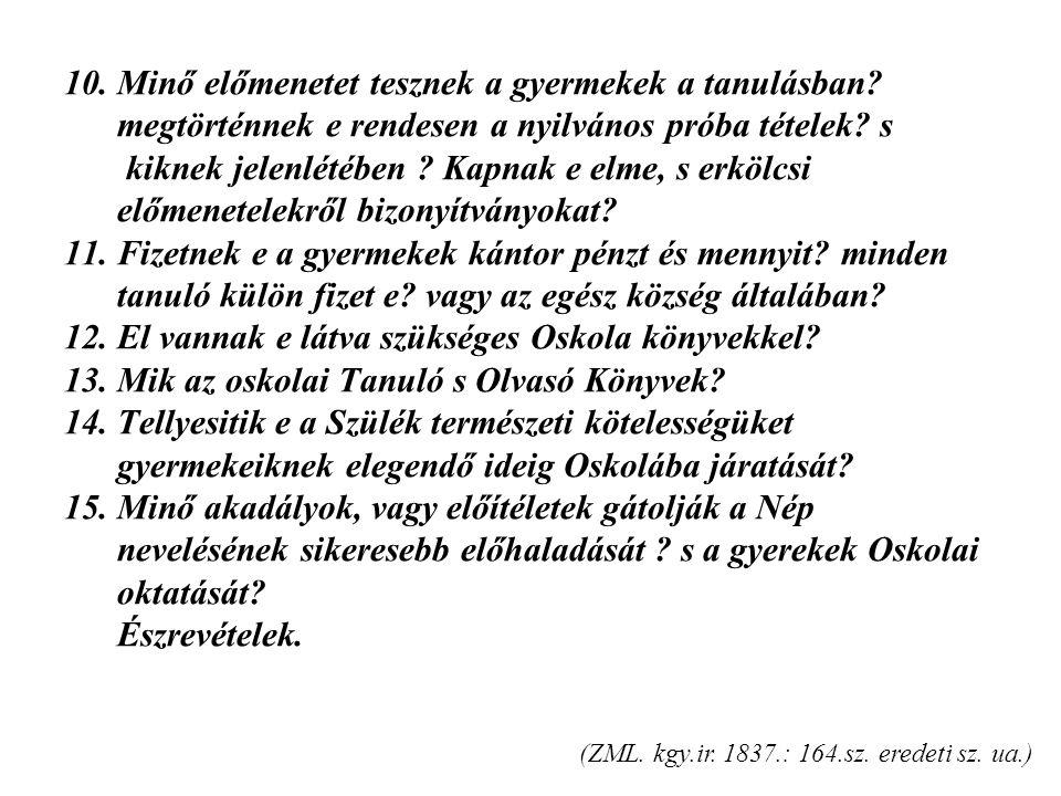(Zalamegye 1792. Tomasich János - részlet)