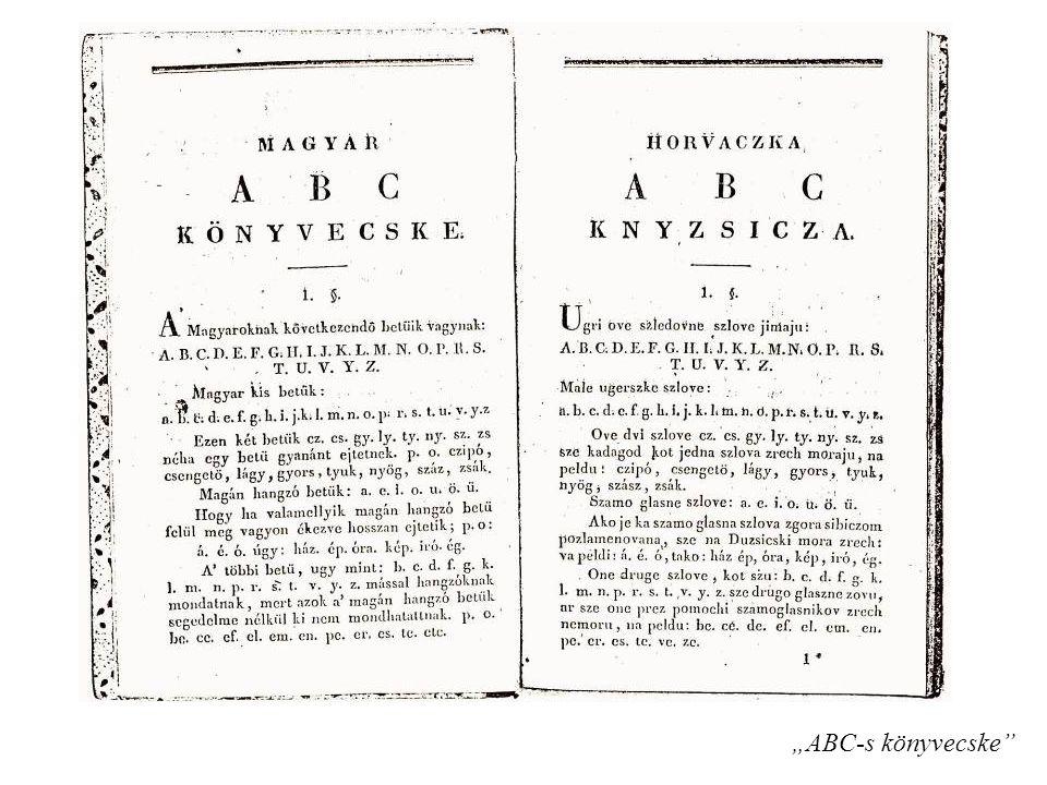 """""""vagyon egy különös könyvtár is, mellyel Perlaki születésű, és János főherceg regementjében volt Szvornik János Kapitány Úr az itteni nemzeti oskolának ajándékozott."""