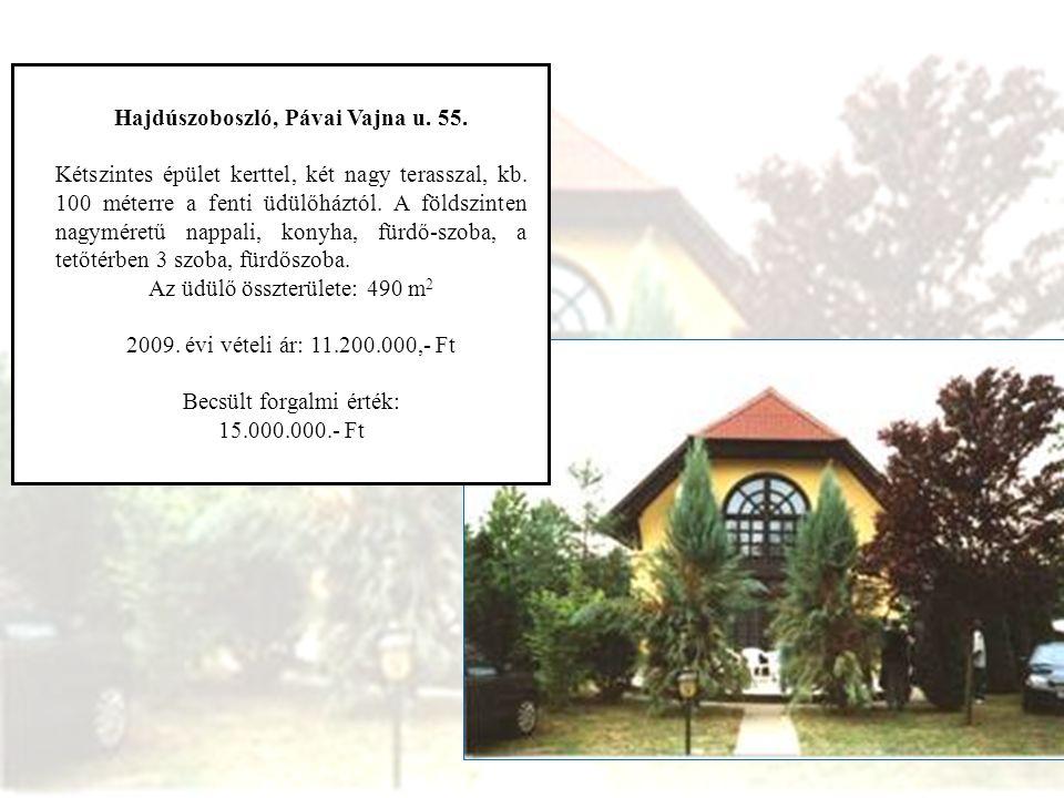 Balatongyörök, Petőfi Sándor u.5.