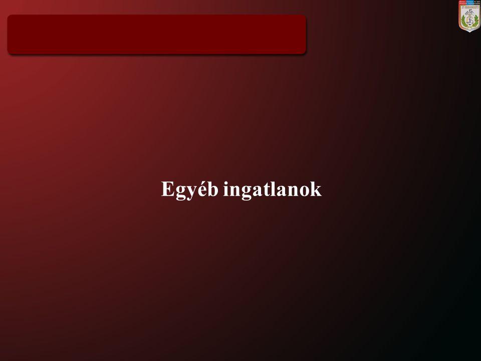 Egercsehi Bányász Nyugdíjas Ház Egercsehi, Ady E. u. 1. Becsült forgalmi érték: 3.000.000,- Ft